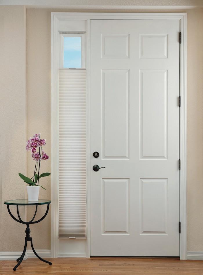 Blinds Shades For Sidelight Windows Sunbeam Window Door Company Pennsauken Nj
